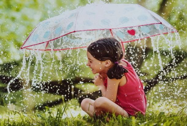 В Новочеркасск вернутся дожди, но будет жарко