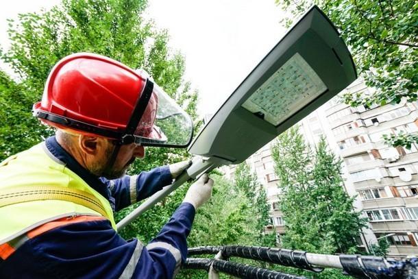 Установкой и обслуживанием энергосберегающих уличных светильников в Новочеркасске займется «Ростелеком»