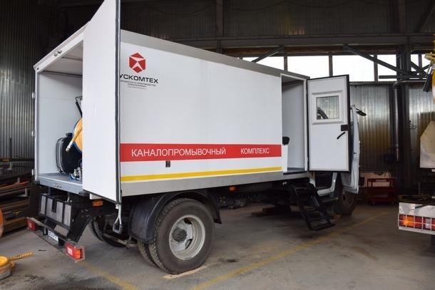 В Новочеркасске дороги будут убирать новой коммунальной техникой