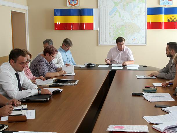 В администрации Новочеркасска продолжают обсуждать «Стратегию-2030»