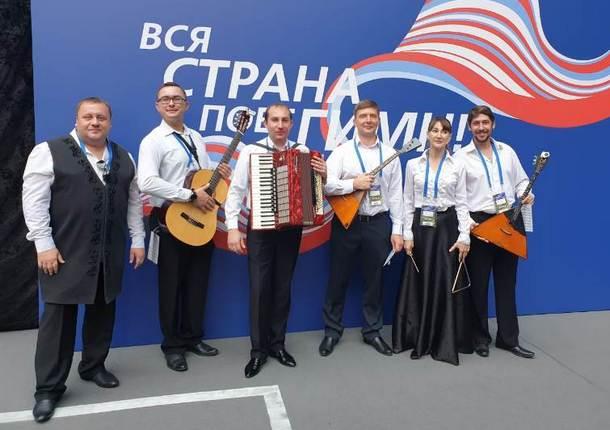 Ансамбль из Новочеркасска попал в Книгу рекордов Гиннеса
