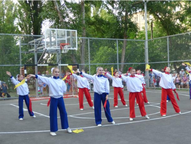 Новый центр уличного спорта открылся в Новочеркасске