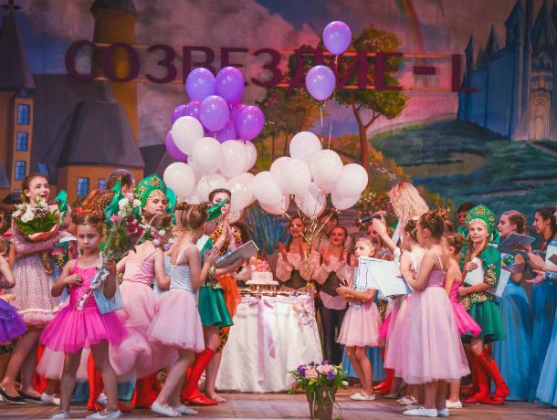Новочеркасский танцевальный коллектив «Созвездие – L» отметил десятилетие
