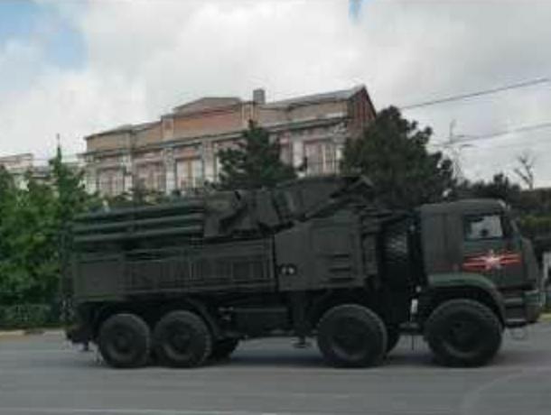 Новочеркасцы увидят С-300 и «Панцири-С» на военном параде 9 мая