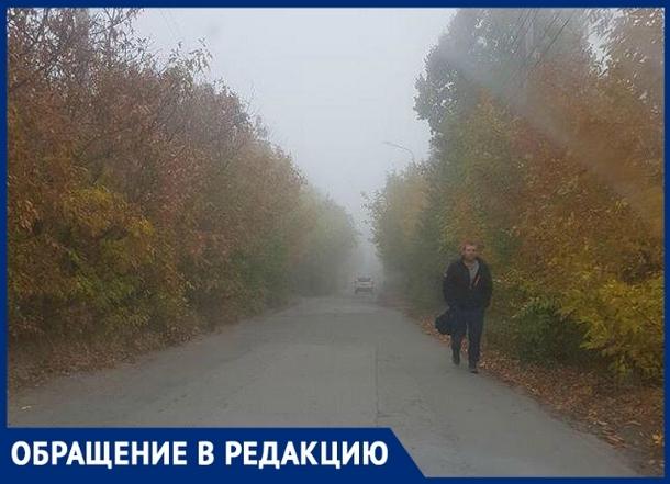 «На улице нет ни тротуара, ни обочины», - жители Новочеркасска