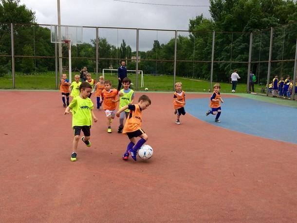 В Новочеркасске появится новая футбольная площадка