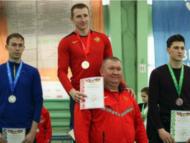 Новочеркасская команда взяла серебро на областном первенстве по легкой атлетике