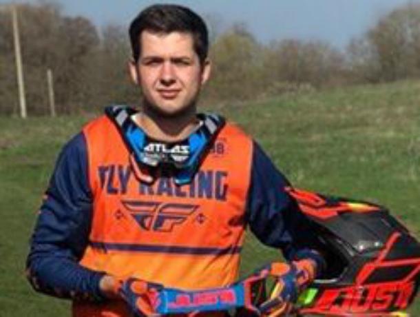 Новочеркасец Сергей Курашев занял второе место на чемпионате ЮФО по мотокросу
