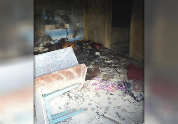 В Новочеркасске при возгорании погиб один человек