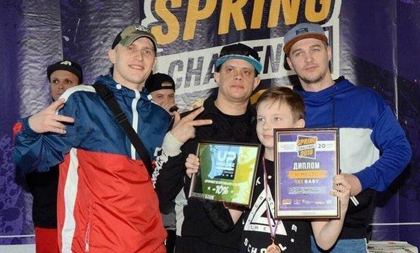 Танцоры из Новочеркасска стали призерами чемпионата по «брейкингу»