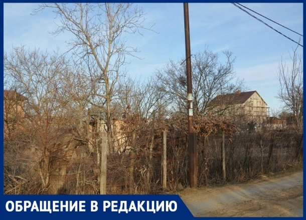 «Боимся за свое имущество», - дачники Новочеркасска