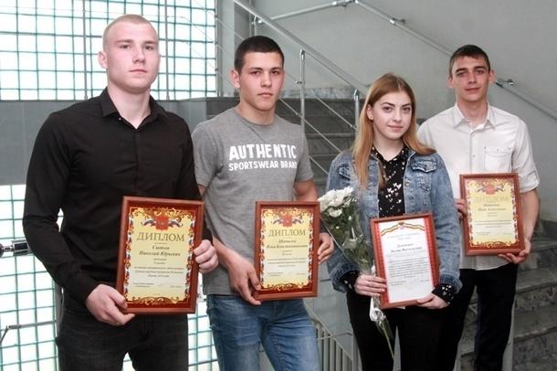 Лучших дружинников наградили в администрации Новочеркасска