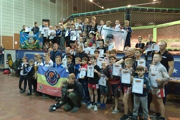 Новочеркасские бойцы победили в открытом турнире по боевым единоборствам