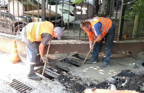 В Новочеркасске на уборку дорог и чистку ливнёвок добавили почти 4 миллиона рублей