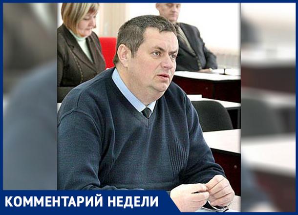 «Площадка на улице Украинской будет отремонтирована в этом году», - депутат городской Думы Новочеркасска