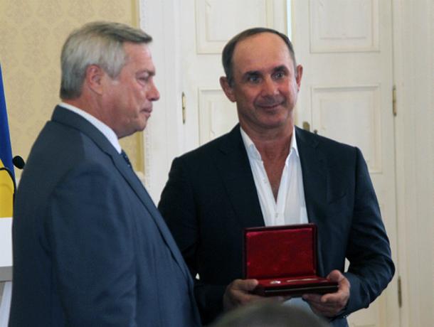 Двое новочеркасцев получили государственные награды