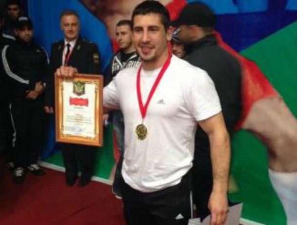 Новочеркасский спортсмен Денис Денисов победил в чемпионате ФССП России