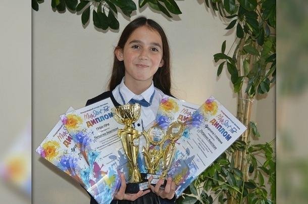 Вокалистка из Новочеркасска победила в четырех номинациях «Muz Star Fest»