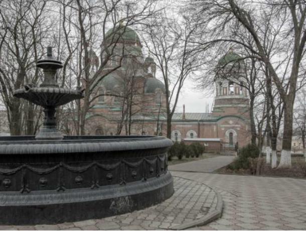 С затянутого тучами неба начнется рабочая неделя в Новочеркасске