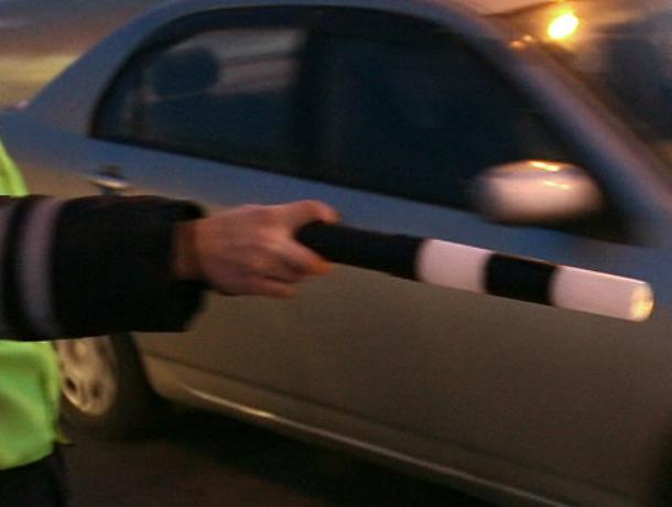 22 пьяных водителя поймали сотрудники ГИБДД на новогодних каникулах в Новочеркасске