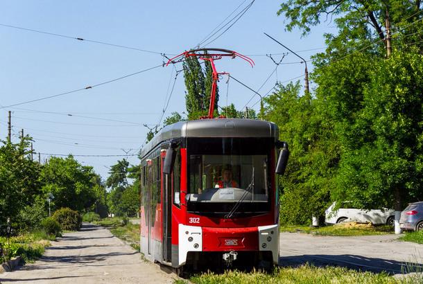 В Новочеркасске остановят движение трамваев