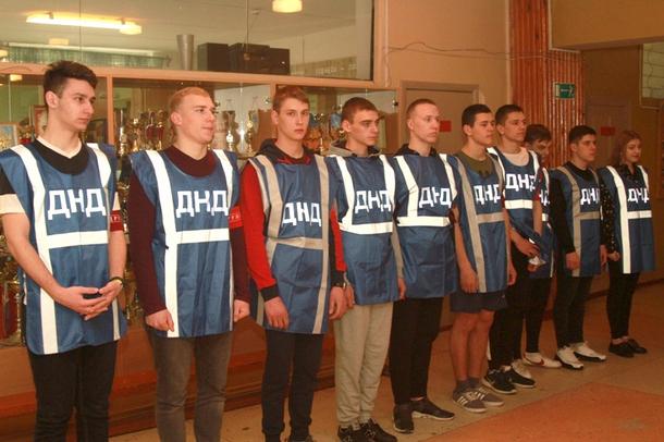 От теории к практике: в Новочеркасске народные дружинники соревновались за звание лучшего