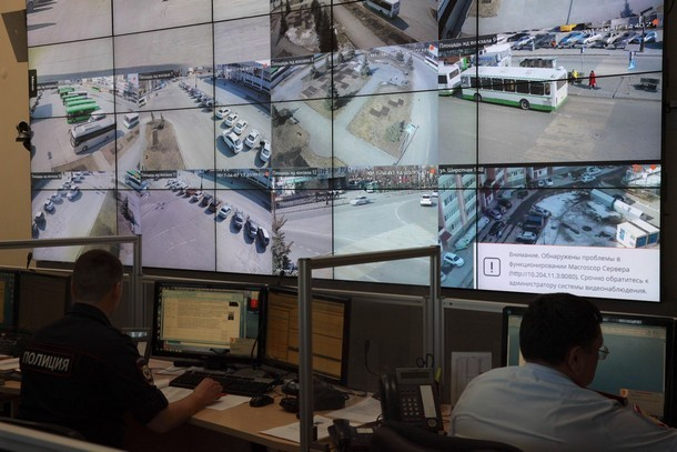 Видеонаблюдением в Новочеркасске снова займется фирма из Ростова