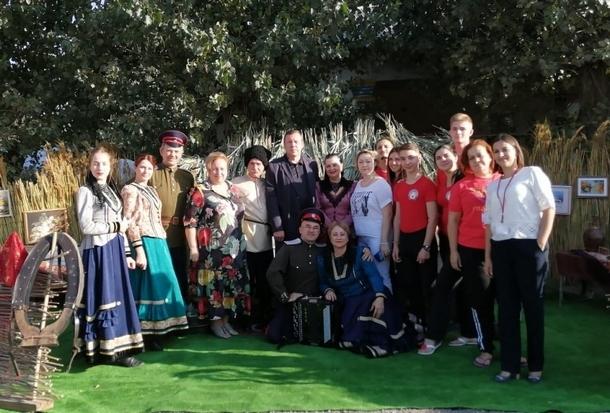 Новочеркасские работники культуры успешно выступили на областном слете