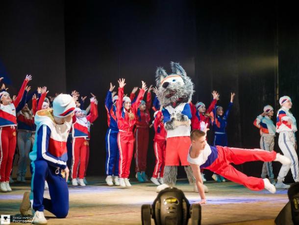 В Новочеркасске танцоры покорили «Вершины успеха 2018»