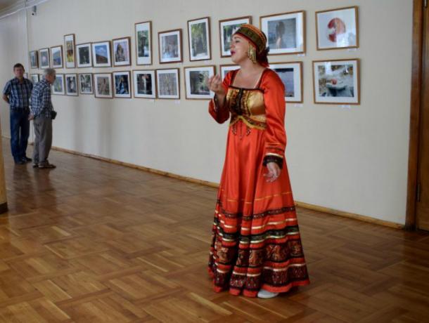 В Новочеркасске открылась фотовыставка «Донская рапсодия»