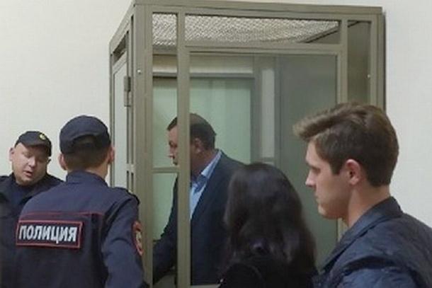 Задержанный глава администрации Новочеркасска пробудет в СИЗО до конца октября