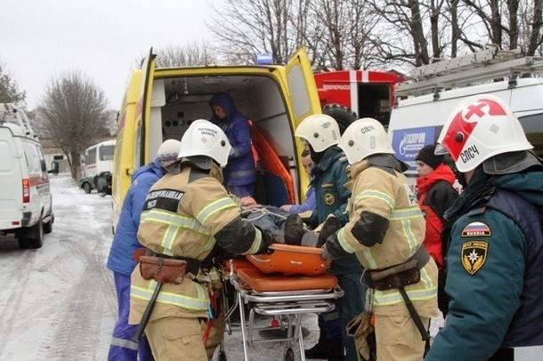 Новочеркасские спасатели приняли 1813 вызовов за минувшую неделю