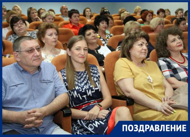 В Новочеркасске чествовали работников здравоохранения