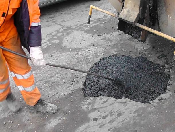 Новочеркасск расторгает контракт на ямочный ремонт дорог