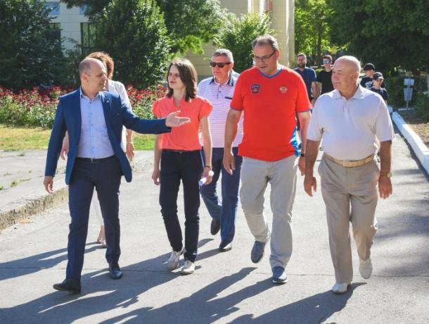 В Новочеркасск приехали гости из Швейцарии
