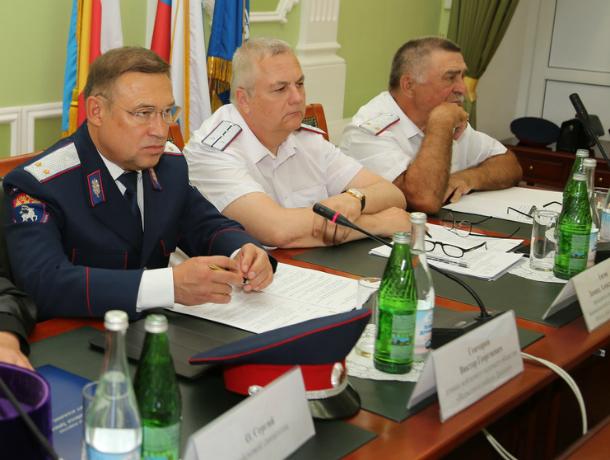 В Новочеркасске прошел Совет атаманов Всевеликого войска Донского