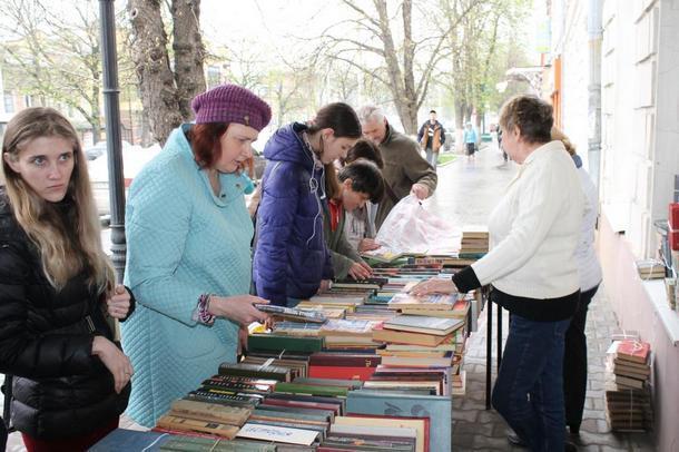 «Новочеркасск читающий» собрал десятки заинтересованных горожан