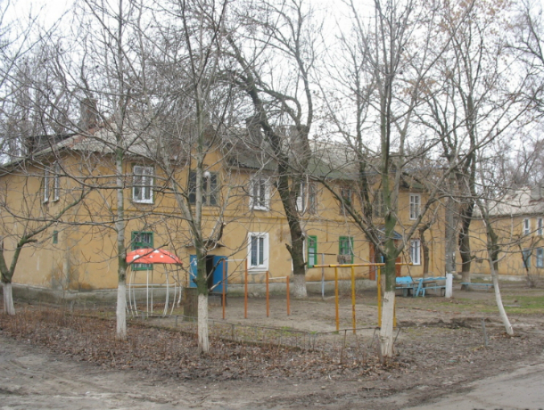 Дворовые территории в Новочеркасске будут ремонтировать