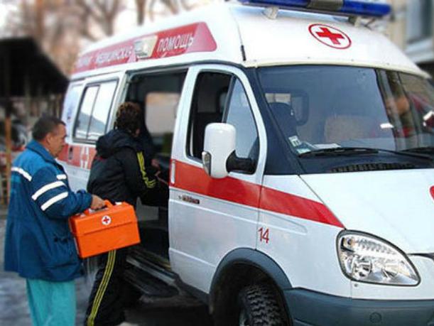 Мужчина и женщина пострадали в ДТП на улице Буденновской Новочеркасска