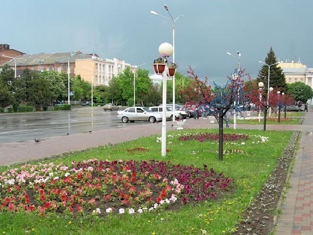 Холоднее на 5 градусов станет в Новочеркасске в ближайший уик-энд