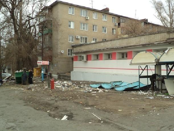 Сбор подписей против строительства цветочного рынка на Ленгника начали жители Новочеркасска