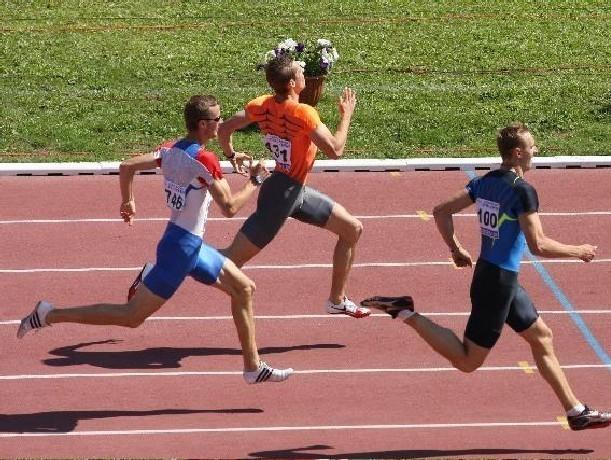 Спортсмены из Новочеркасска выиграли пять медалей на чемпионате области по легкой атлетике