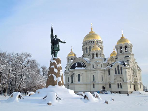 Сохранение морозов в ближайшие выходные спрогнозировали метеорологи в Новочеркасске