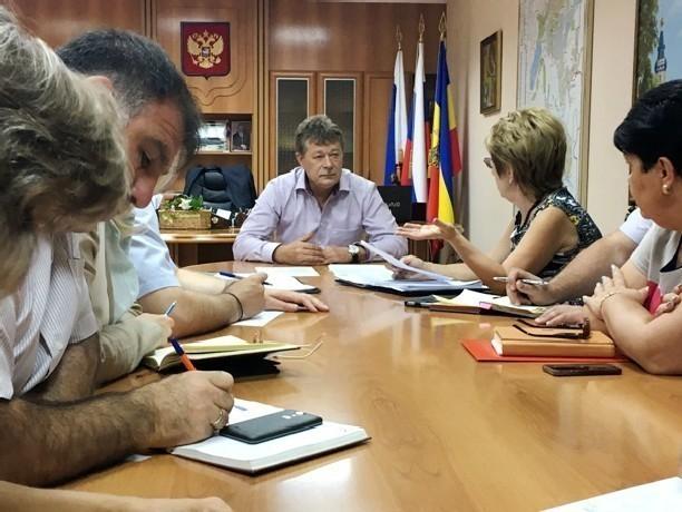 Администрация Новочеркасска провела совещания по пожарной обстановке в городе