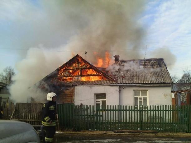 58-летняя хозяйка частного дома погибла в пожаре в Новочеркасске