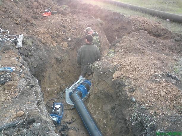 Изношенный водопровод на улице Михайловская капитально отремонтируют в Новочеркасске