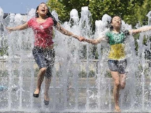 Ясная и умеренно жаркая погода ждет новочеркасцев в предстоящий уик-энд
