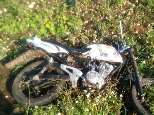 Мотоциклист и его пассажир пострадали в запрещенном обгоне в Новочеркасске