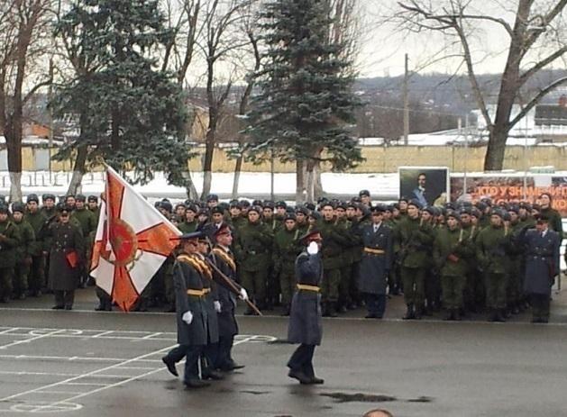 В Новочеркасск из Майкопа переведена 33-я горная мотострелковая бригада