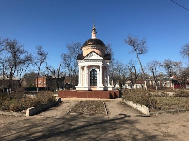 В Новочеркасске благоустроят площадь Левски